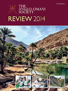 The Anglo-Omani Society Review 2014