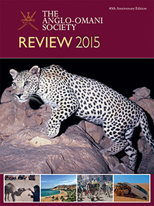 The Anglo-Omani Society Review 2015