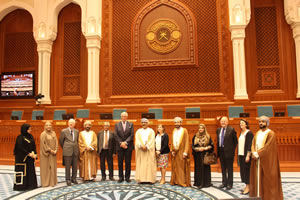 House of Lords Delegation to The State Council, Oman