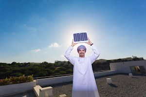 OBBC Spotlight On Shell Oman on Supporting Entrepreneurship: Intilaaqah & Solar Into Schools