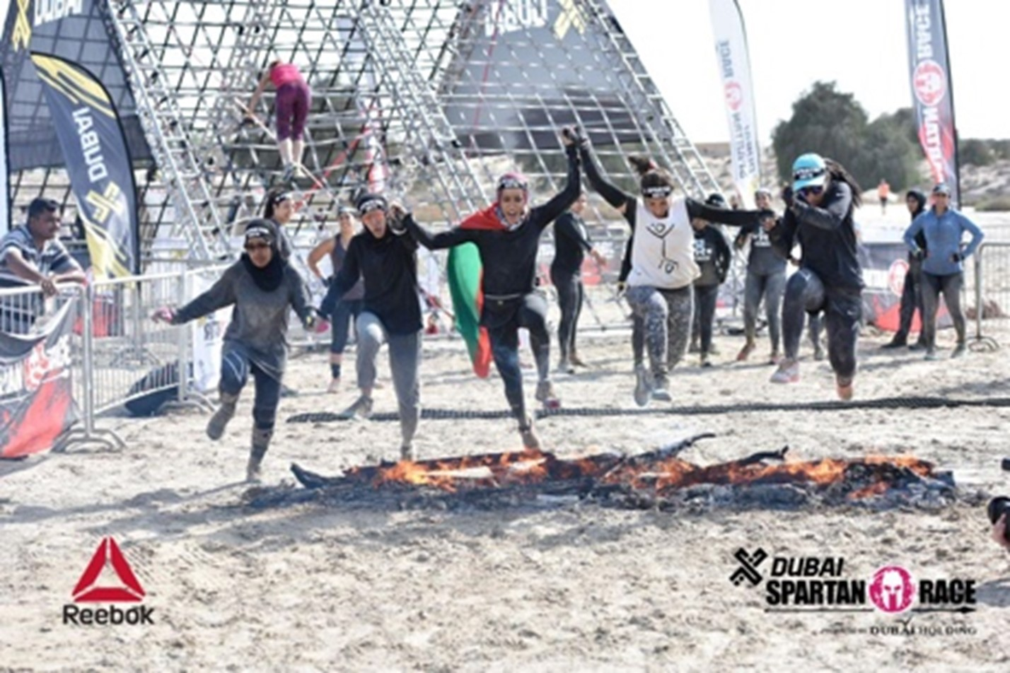 INSIGHT Spartan Races, Volcanoes and Weightlifting